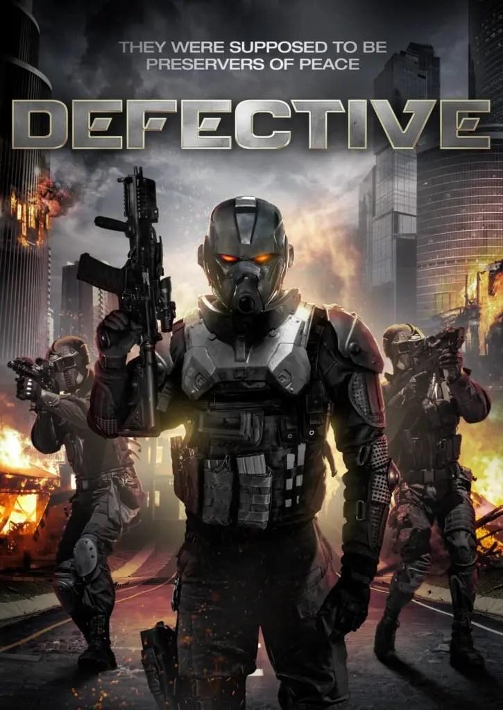DEFECTIVE Poster