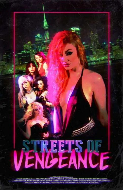Streets of Vengeance Poster