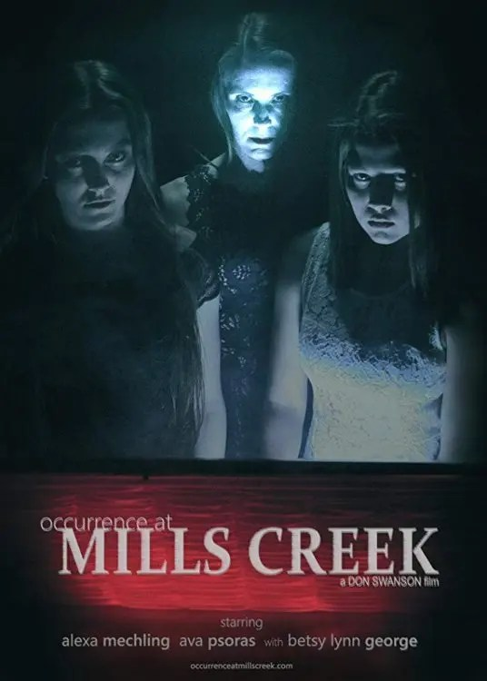 Occurrence at Mills Creek Poster