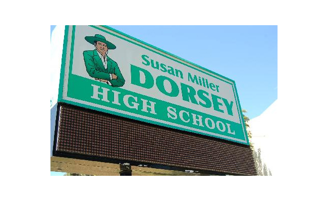 Fight Reconstitution at Dorsey High