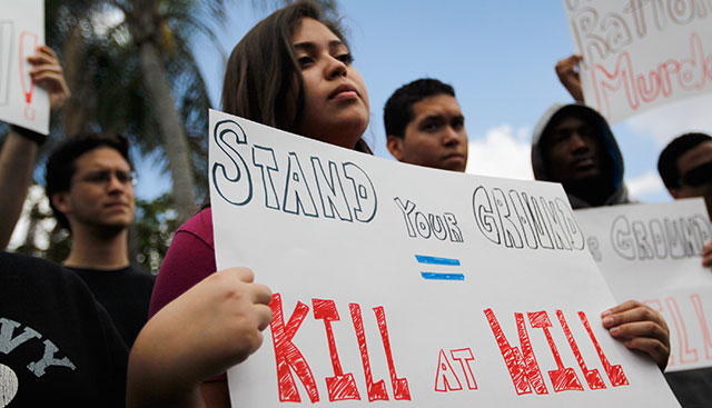 "Florida's ""Kill At Will"" Laws Must Go"