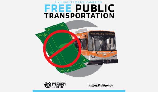Free Public transit2 8×4
