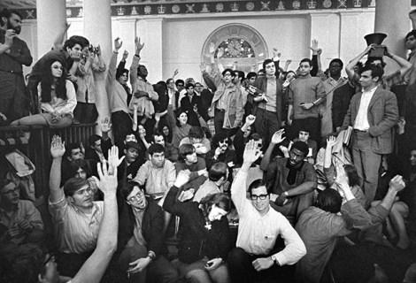Voices Radio: The Historic 1968 Struggle Against Columbia University
