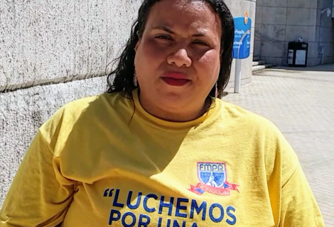 Voices Radio: This week on Voices From the Frontlines, Eric and Channing talk with Mercedes Martinez, President of the Puerto Rican Teachers Federation.