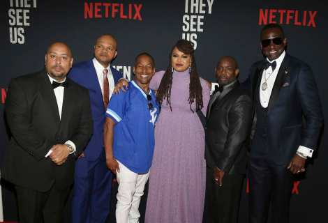 Voices Radio: Eric and Channing dig deeper into Ava DuVernay's powerful film When They See Us, in this second edition.