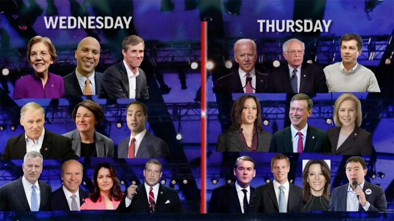 #TODAY ON VOICES RADIO: Snapshots from the (Un) Democratic Debates