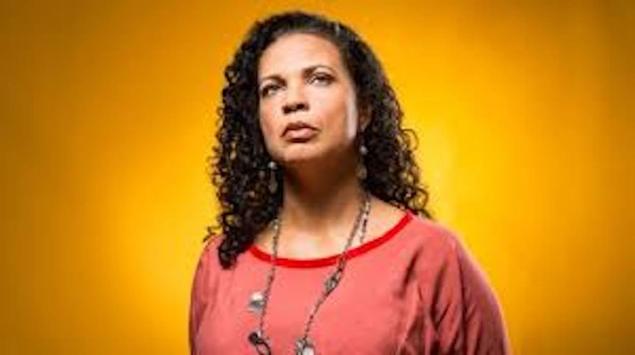 Voices Radio REBROADCASTS a talk with Dr. Melina Abdullah of Black Lives Matter LA.