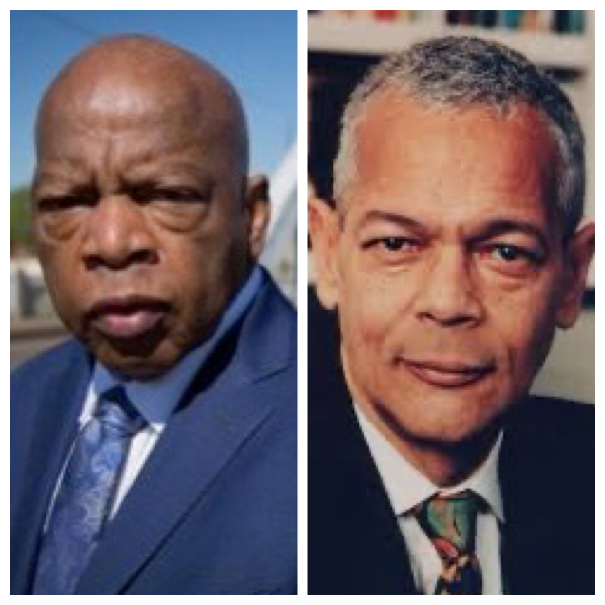 Voices Radio: Eric and Channing honor and pay a heartfelt tribute to the great John Lewis and Julian Bond! Eric and Channing also have a wonderful reunion with Voices listeners.