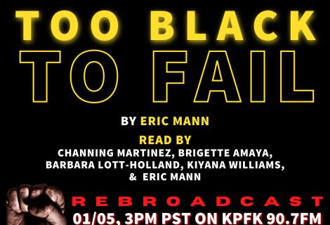 Too Black to Fail Rebroadcast