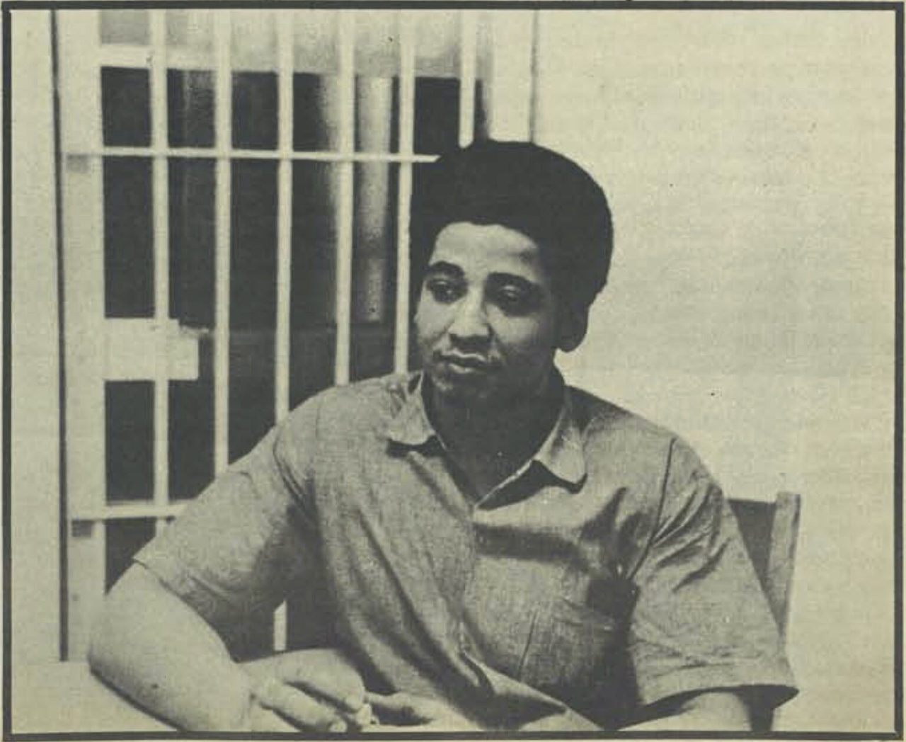 Voices Radio speaks with Claude Marks and Nathaniel Moore from Freedom Archives, about George Jackson.