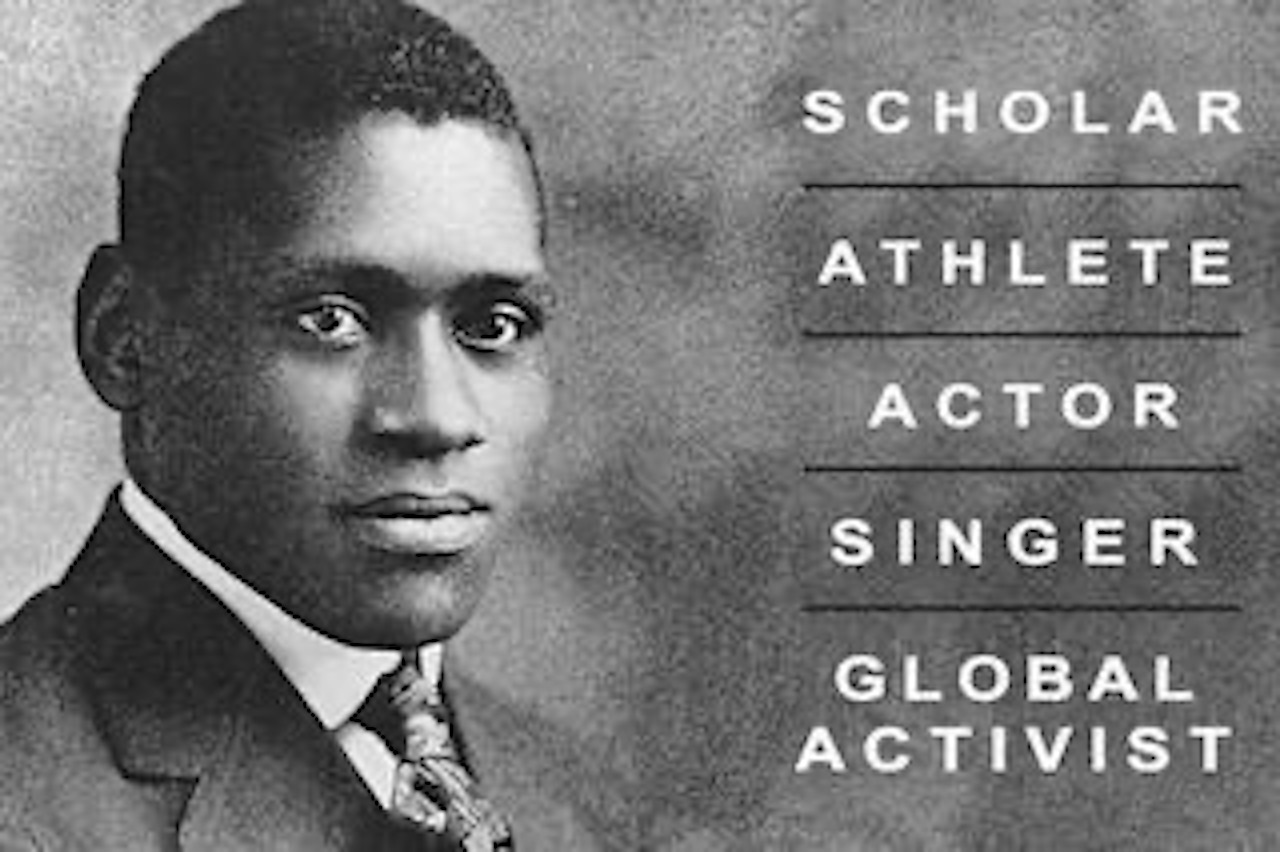 Voices Radio: PAUL ROBESON; Portrait of an Artist!