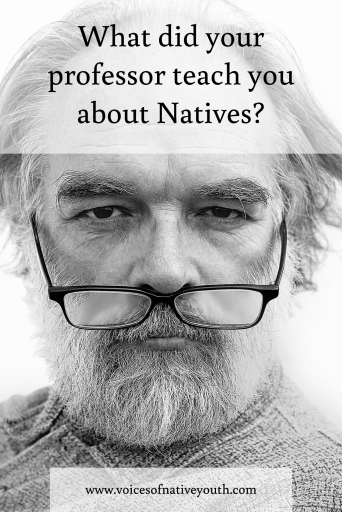 If everything you think you know about Native Americans comes from a history textbook, you might want to check your source. Textbooks don't have the final answer. #nativeyouth #nativeamerican #history