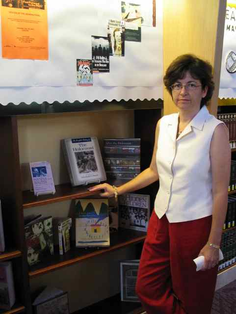 Downtown LA Library