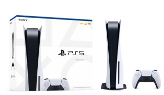 PS5 kutu