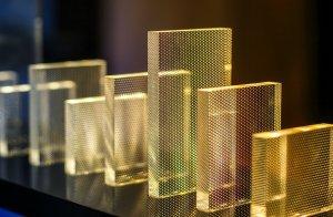 Plexiglass Blocks