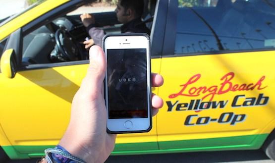 Uber Vs. Long Beach