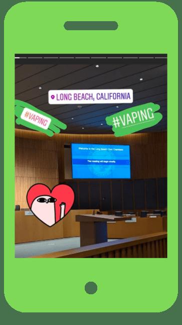 Flavored vaping ban passes in Long Beach