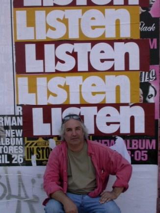 Music writer Tim Grobaty
