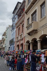Les rues de Cuenca