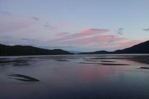 Brazo Rincon (lago Nahuel Huapí)