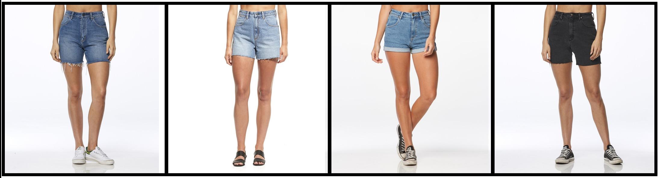 so many shorts - just add sun