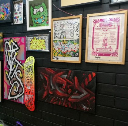 Void One - Graffiti Artist Dot Com Gallery