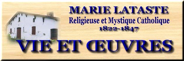 Résultats de recherche d'images pour «Marie Lataste»