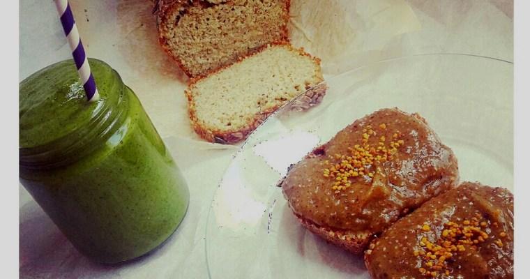 Pan sin gluten de mijo y quinoa