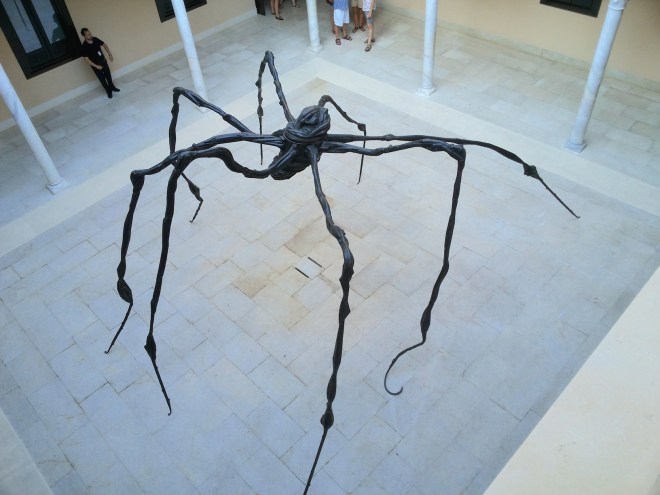 louise bourgeois museum picasso malaga