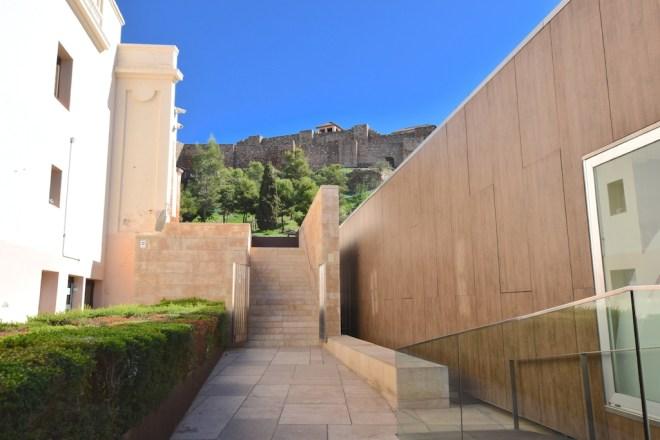 entrada mirador alcazaba teatro romano malaga