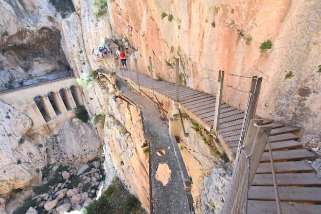 caminito del rey malaga excursion