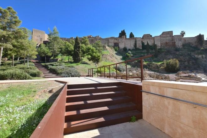 mirador alcazaba belvedere malaga