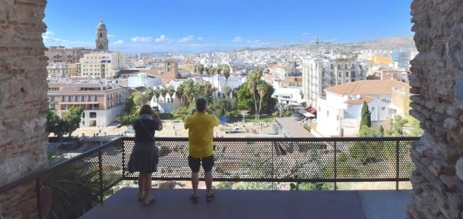 nouvelle attraction touristique à malaga mirador alcazaba