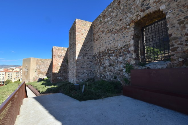 alcazaba murs belvedere malaga