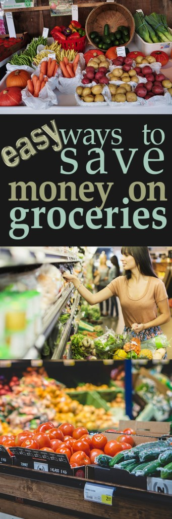 How to Save Money on Groceries, Simple Ways to Save Money on Groceries, Save Money Shopping, How to Save Money While Shopping, Saving Money Hacks, Popular Pin