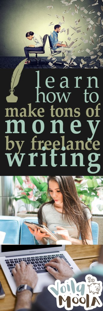 Learn How to Make Tons of Money With Freelance Writing| Make Money With Freelance Writing, Freelance Writing Tips and Tricks, How to Make Money With Freelance Writing, Make Money From Home, How to Make Money from Home, Popular Pin