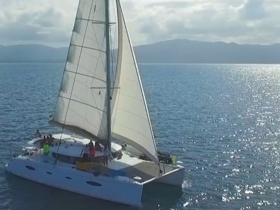 catamaran location martinique