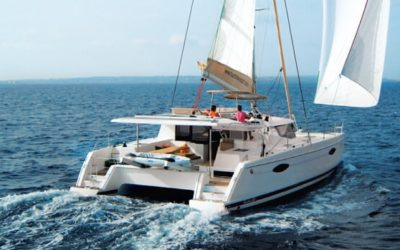 Catamaran promotion Fevrier 2019