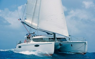 Grosse promotion catamarans Grenadines