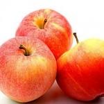 Общие яблоки