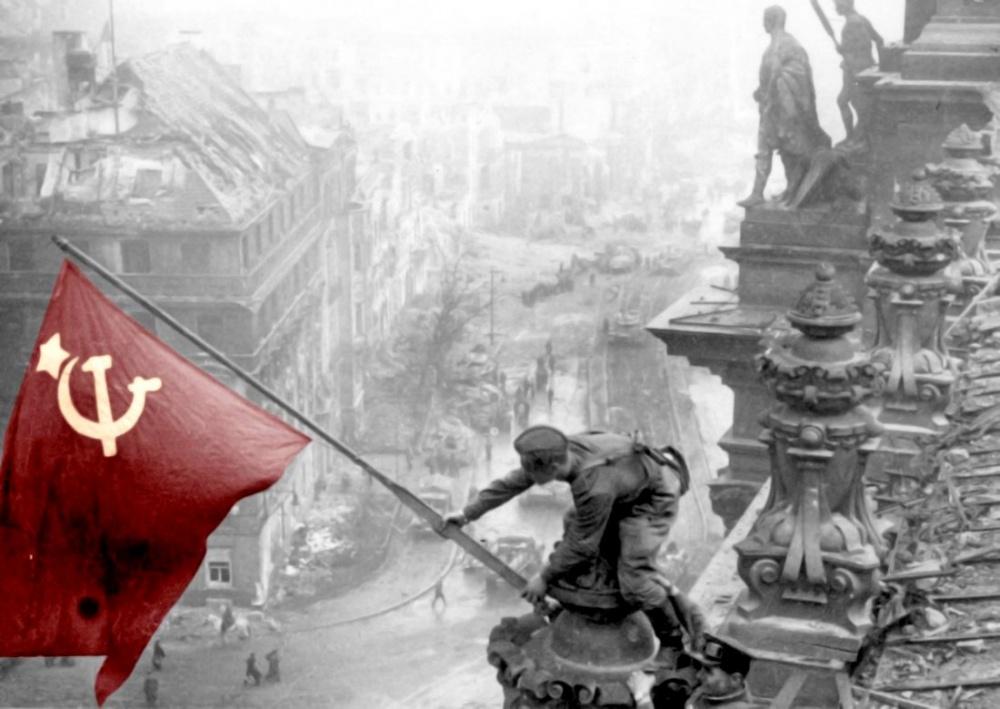 С Днем Победы граждан СССР!