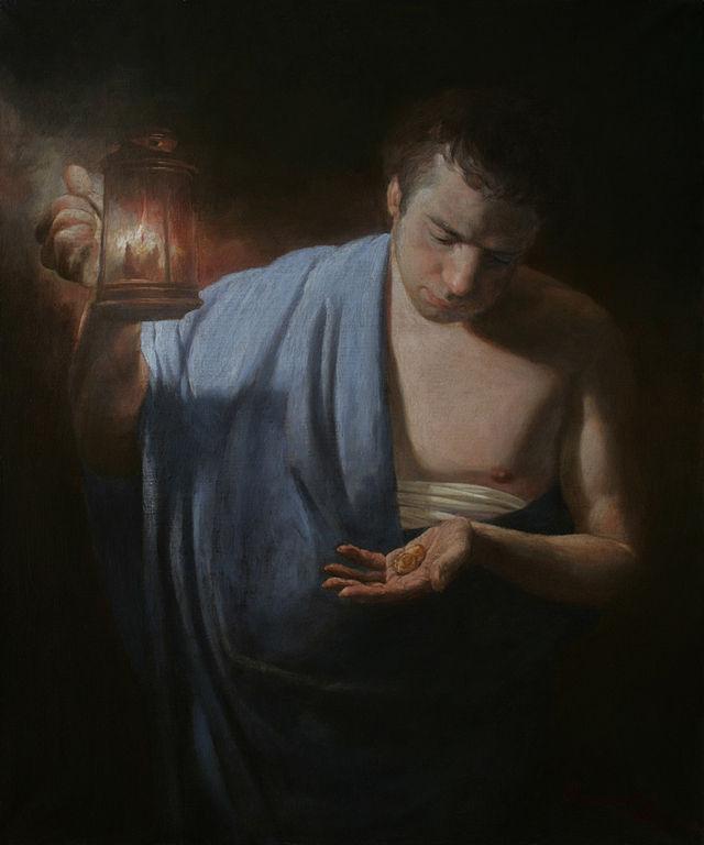 Parabole des talents, Adrey Mironov (2013)