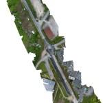cartographie chantier des Ecassaz Belley