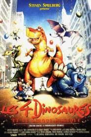 Les quatre dinosaures et le cirque magique (1993)