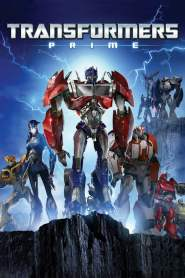 Transformers: Prime Saison 1 VF