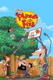 Phinéas et Ferb Saison 1 VF
