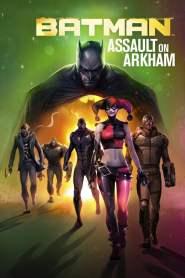 Batman, Assaut sur Arkham (2014)
