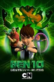 Ben 10 : Destruction Alien (2012)