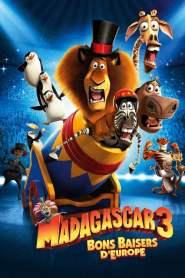 Madagascar 3: Bons baisers d'Europe (2012)