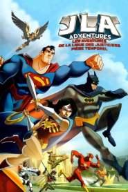 Les aventures de la ligue des justiciers – Piège temporel (2014)